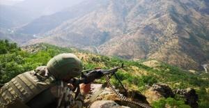 Tel Rıfat'taki Terör Hedefleri Vuruldu