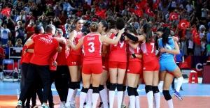 A Milli Kadın Voleybol Takımımızın 2020 FIVB Voleybol Milletler Ligi'ndeki Rakipleri Belli Oldu