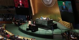 """""""Adalet, Ahlak Ve Vicdan Temelinde Yeniden Yapılandırılacak Bir Birleşmiş Milletler, İnsanlığa Yeniden Umut Verecektir"""""""