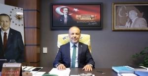 AK Parti'li Yavuz ''Aydın Büyükşehir Belediyesi İş Sağlığı Ve Güvenliği Konusunda Denetlenmelidir''