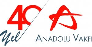 Anadolu Vakfı'nın Burs Programı'na Başvuru İçin Son Gün 30 Eylül