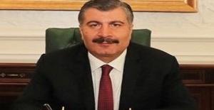 """""""Bakanlık Olarak Her Türlü Afete Karşı Teyakkuz Halindeyiz"""""""