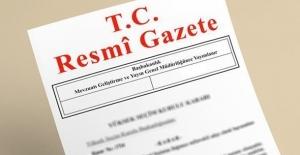 Bakanlıklara İlişkin Atama Kararları Resmi Gazete'de Yayımlandı