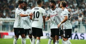 Beşiktaş, Slovan Bratislava'ya Uzatmalarda Teslim Oldu