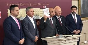"""CHP Grup Başkanvekili Özkoç: """"Birliğimize Kast Edenlerin Ortak Hedefi; Kılıçdaroğlu"""""""
