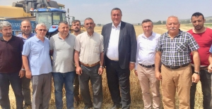 """CHP'li Gürer: """"Ne Olacak Çiftçinin Hali?"""""""