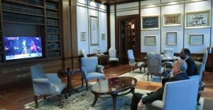 Cumhurbaşkanı Erdoğan, Dünya Şampiyonu Kayaalp'ı Tebrik Etti