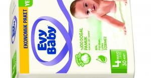 Evy Baby#039;nin Yeni Marka Yüzü...