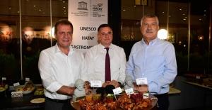 Gastronomik Lezzetler Tadım Günleri Etkinliğinde Hatay Lezzetleri Adana'da Tadıldı
