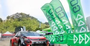 GO, Bu Yıl Da WRC Türkiye Rallisi'nin Sponsoru