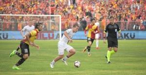 Göztepe, Konyaspor'u Eli Boş Gönderiyor