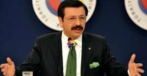 """Hisarcıklıoğlu: """"Belirlenen Hedefler Doğrultusunda İş Dünyası Olarak Çalışmaya Devam Edeceğiz"""""""