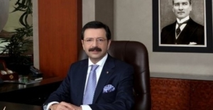 """Hisarcıklıoğlu: """"Merkez Bankası'nın Faizdeki Cesur Adımları İş Dünyasına Moral Veriyor"""""""
