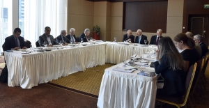 Kılıçdaroğlu, CHP Dış Politika Kurulu'nun Eylül Ayı Toplantısına Başkanlık Etti