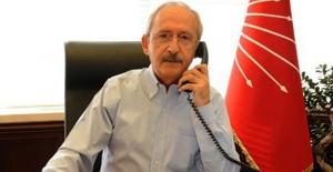 """Kılıçdaroğlu'dan, MHP Genel Başkanı Devlet Bahçeli İçin """"Geçmiş Olsun"""" Telefonu"""