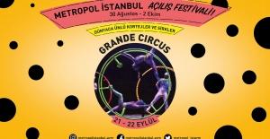 Metropol İstanbul'da Dünyaca Ünlü Sirk Gösterileri Başlıyor!