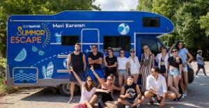 Yapı Kredi Summer Escape Yaza Akdeniz'in En Güzel Mavisinde Veda Etti