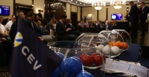 2020 CEV Şampiyonlar Ligi'ndeki Rakiplerimiz Belli Oldu