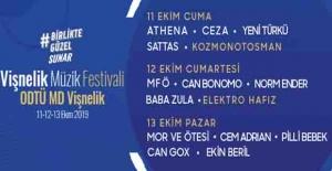 Ankara 3 Gün Boyunca Müziğe Doyacak: Vişnelik Müzik Festivali