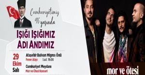 Ataşehir'de Cumhuriyet'in 96. Yıl Dönümü Etkinliklerle Kutlanacak