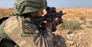Barış Pınarı Harekâtı'nda Etkisiz Hale Getirilen Toplam Terörist Sayısı 550 Oldu