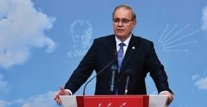 """CHP Sözcüsü Öztrak: """"Bu Müsveddeyi Derhal Sahibine İade Edin"""""""