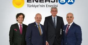 Enerjisa Enerji'de Bayrak Değişimi