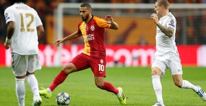 Galatasaray, Real Madrid'e Boyun Eğdi