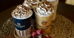 Gloria Jean's Coffees'den Balkabaklı...