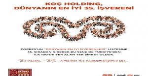 Koç Holding Dünyanın En İyi İşverenleri...