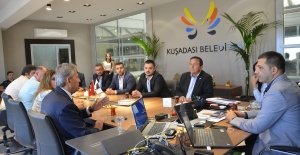 Kuşadası'nda Kongre Merkezi 'KOMER' Yeniden Hayata Dönecek