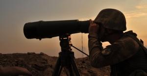 """MSB: """"PKK/YPG'li Teröristler Yine Saldırdı"""""""