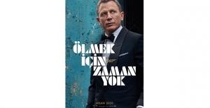 Ölmek İçin Zaman Yok Filminin Türkçe Afişi Yayınlandı