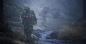 Pençe-3 Harekâtı'nda 4 Terörist Silahları İle Etkisiz Hale Getirildi