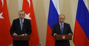 """""""Türkiye Ve Rusya, Suriye Topraklarında Ayrılıkçı Hiçbir Gündeme İzin Vermeyecektir"""""""