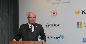 """ATO Başkanı Baran, """"Gençlerin Önünü Açtığımız Sürece Dünyada Arzu Ettiğimiz Yerde Olacağız"""""""