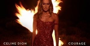 "Celine Dion'un Beklenen Albümü ""Courage""..."