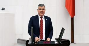 CHP'li Barut'tan Meclis'te KGF İçin Yapılandırma Çağrısı