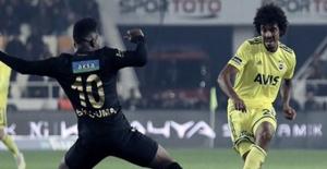 Fenerbahçe, Malatya'dan 1 Puan İle Dönüyor