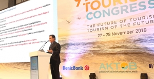 Hakan Ateş:  Sektörün Hedefi Turist Başına Geliri  1.000 Dolara Çıkarmak Olmalı
