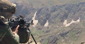 Irak'ın Kuzeyine Düzenlenen Hava Harekatında 5 Terörist Etkisiz Hale Getirildi