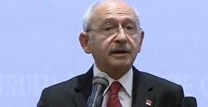 """Kılıçdaroğlu, """"Türkiye'nin Üretmesi Lazım Borçlanması Değil"""""""