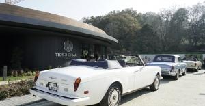 Klasik Otomobil Tutkunları Mesa Orman'da Buluştu