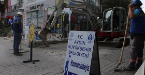 Kuşadası'nın 30 Yıldır Beklediği Hizmet Türkmen Mahallesi'nden Başladı