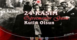 Millî Savunma Bakanı Akar'dan 24 Kasım Öğretmenler Günü Mesajı