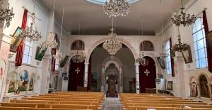 MSB: Tel Abyad ve Rasulayn'da Bulunan Kiliseler ve Diğer Tarihi ve Dini Yapılar Harekatta Zarar Görmedi
