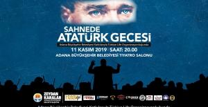 Sahnede Atatürk Gecesi