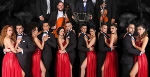 Tangonun Dünya Şampiyonları Zorlu PSM'ye Geliyor