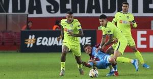Trabzonspor, Getafe'ye Evinde Mağlup Oldu