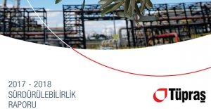 Tüpraş, Sürdürülebilirlik Raporu'nu Yayımladı